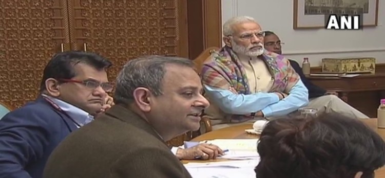 PM Modi high level meeting on under-nutrition low birth weight and anemia
