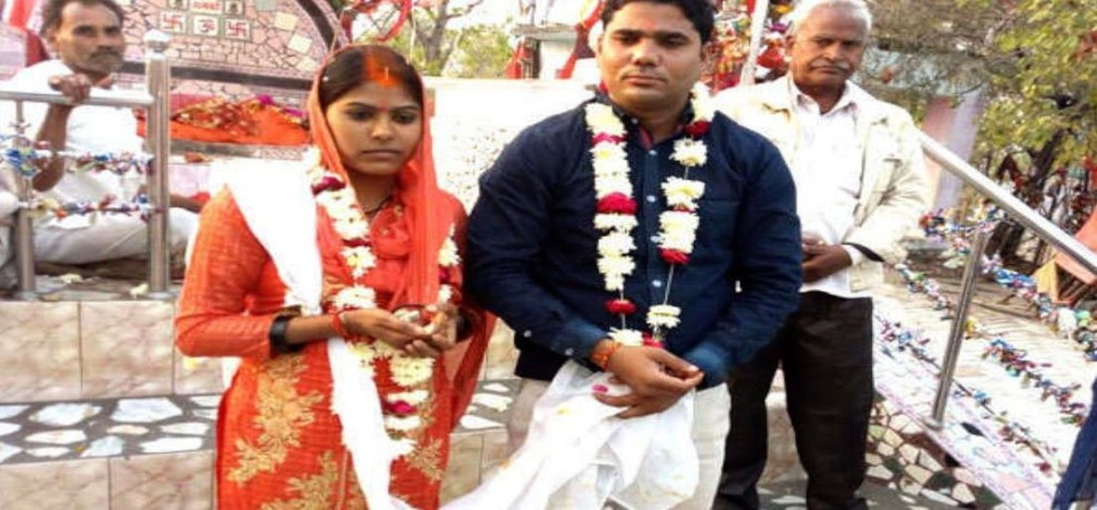 why Lady Constable has marriage on duty In mahoba.