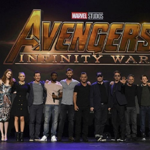 Hollywood Film Avengers Infinity War Teaser Released
