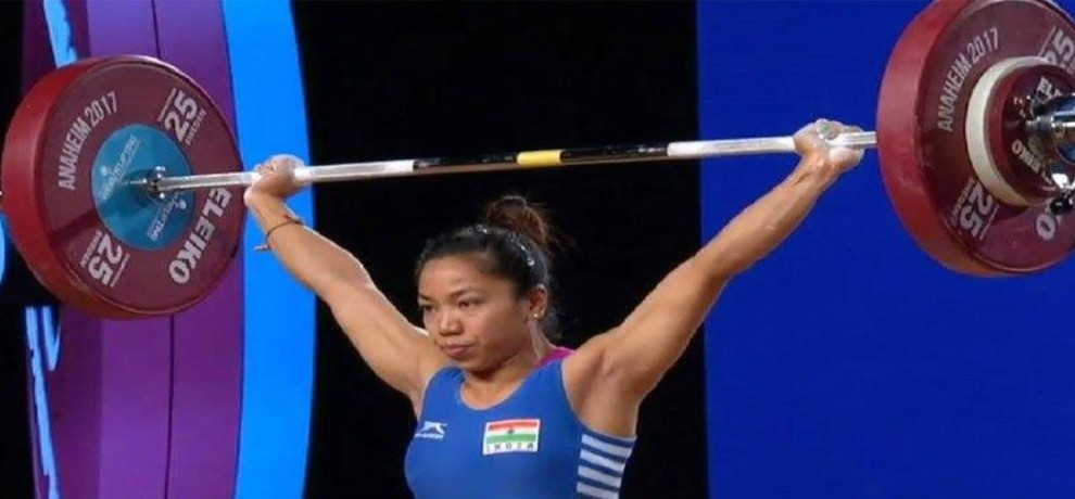 Meerabai Chanu won gold medal in World Weightlifting Championships after 22 years
