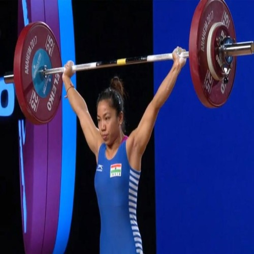 success story of saikhom mirabai chanu weightlifting champion