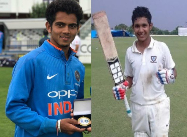 Uttarakhand two player selected in Under -19 world cup