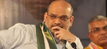 amit shah bike rally in haryana, jat leader opposes