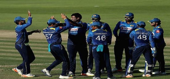 sri lanka team announced for t20 series against india