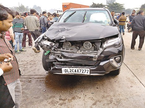 Four killed, eight injured in road accidents