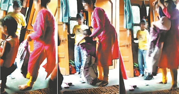 Stepmother brutality assaults 5-year-old