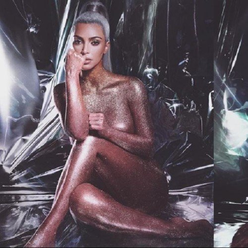 Kim Kardashian post naked pics on Instagram, see pictures here