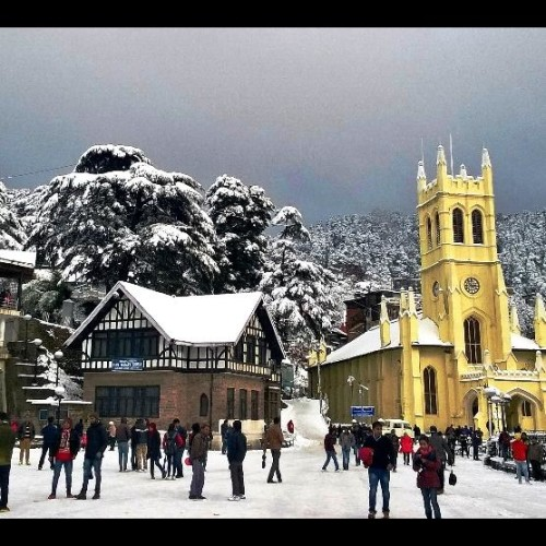Shimla administration wrote letter to Punjab, Chandigarh and Haryana