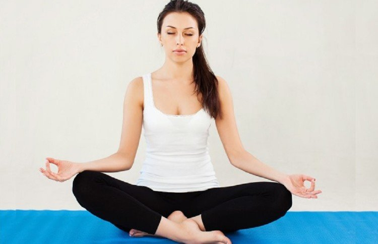 Know how yoga can cure your depression and bad health