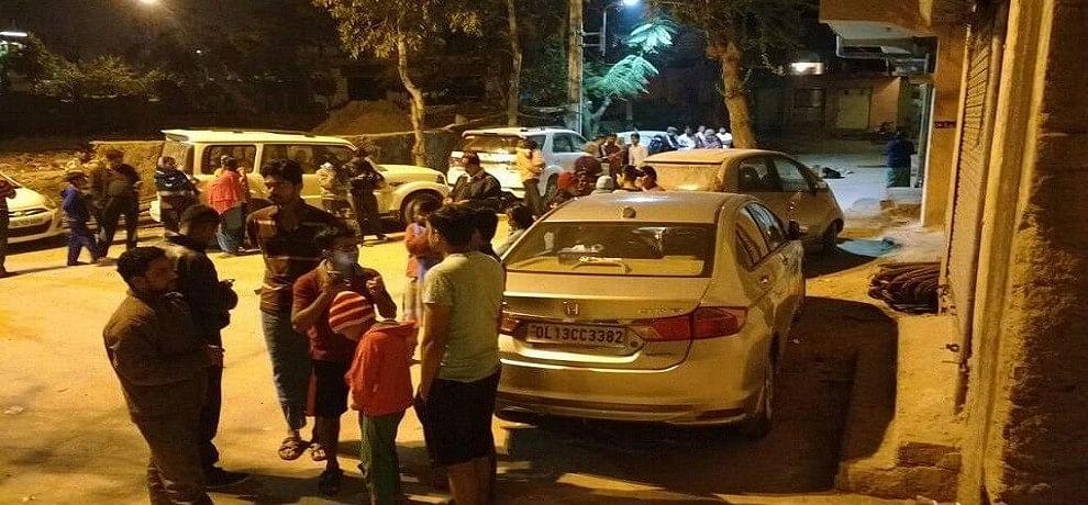 Strong Earthquake Hits Delhi NCR and North India