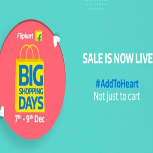 Flipkart Big Shopping Day Sale: Get discounts on smartphone upto 16000