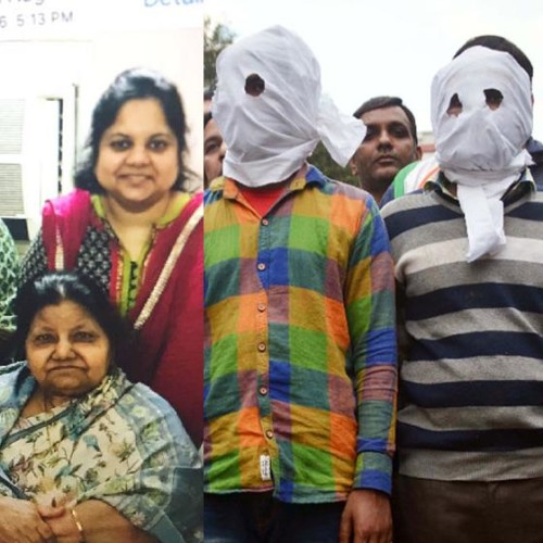 police reveals shocking facts in jindal family four women murder case in delhi