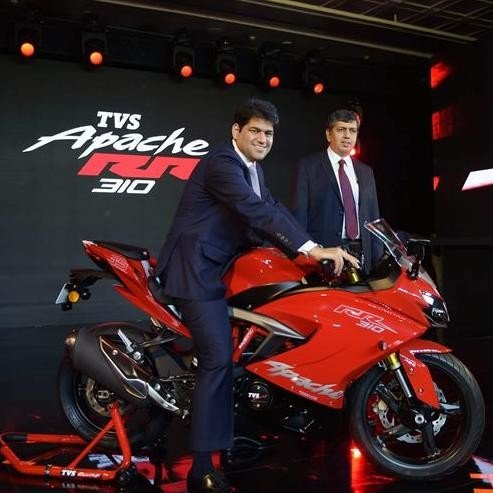 TVS Apache RR 310: Top 10 Features in TVS Most Powerful bike