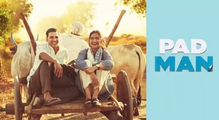 Akshay Kumar don't care about Padman collection, he's like people are talking about Menstruation