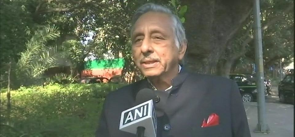 Mani Shankar Aiyer apologise for using bad language to address PM Modi