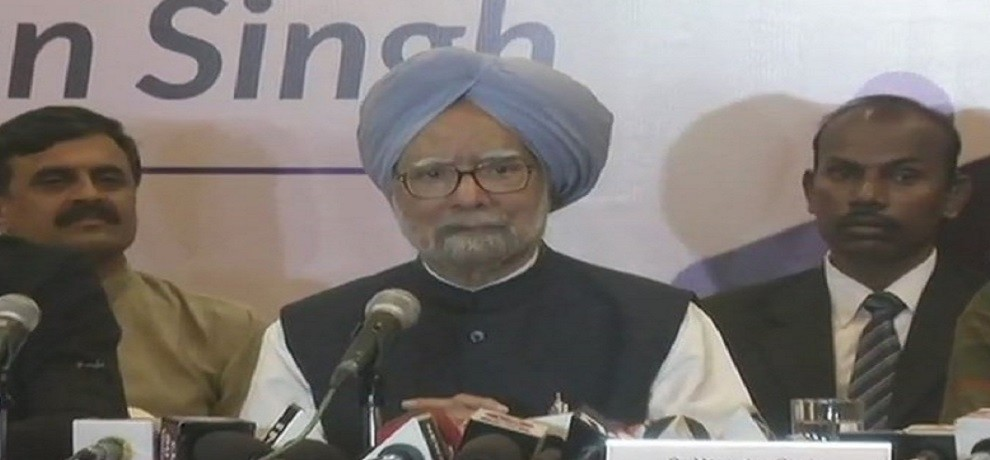 Manmohan Singh said, national security has been hurt by the Modi Government