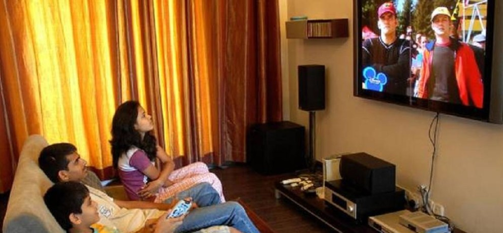 know how excessive television watching can freeze your blood