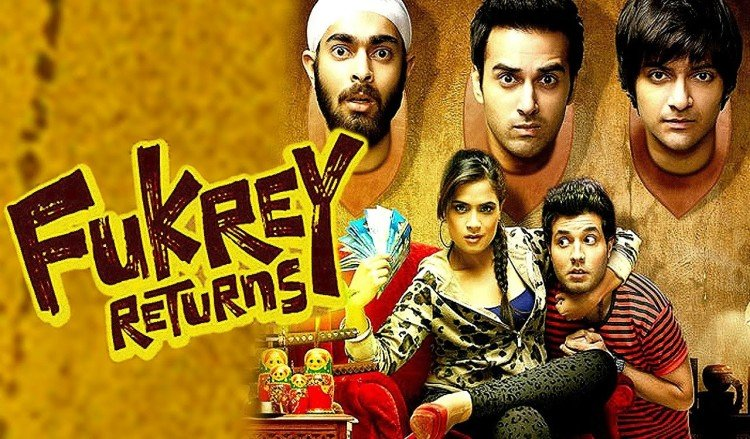 Fukrey Returns break the record to get earned 19 crore in two days