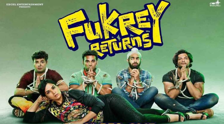 film review of Fukrey Returns