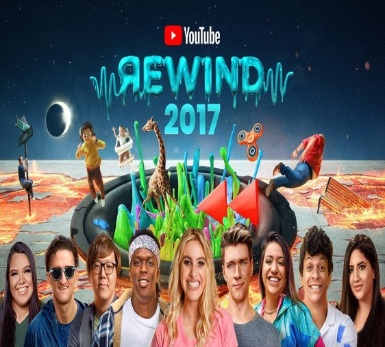 YouTube viral Videos of 2017
