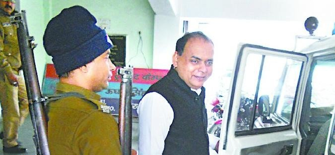 Dp Singh sent to nainital after two days of remand
