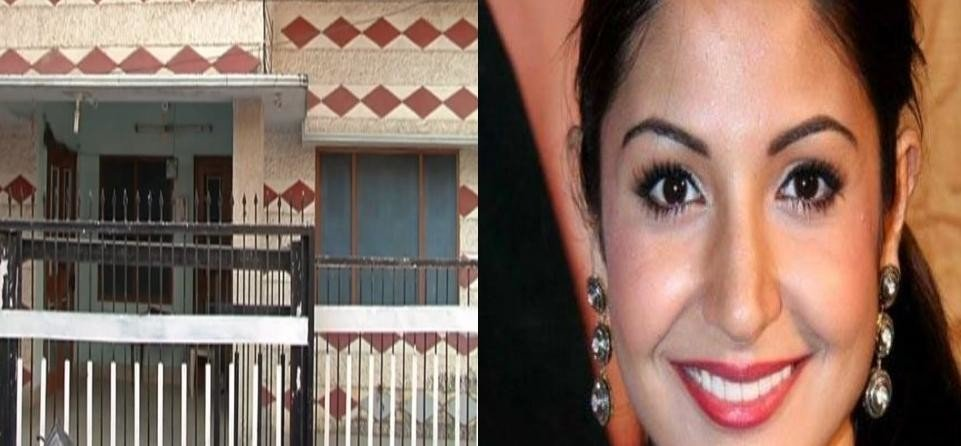 anushka sharma house photos in dehradun