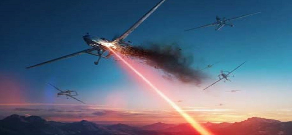 India made missile and aircraft burning laser gun, DRDO tested