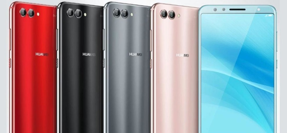 Huawei Nova 2s launched in China with 4 cameras