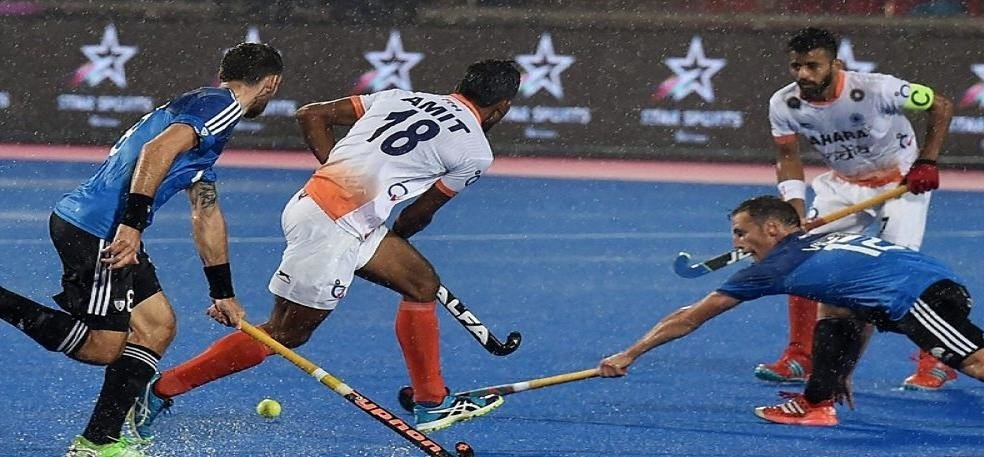 india lose 0-1 to Olympic champions Argentina in semi-final