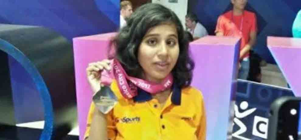 Kanchanmala pande becomes first Indian to win gold at World Para Swimming Championship