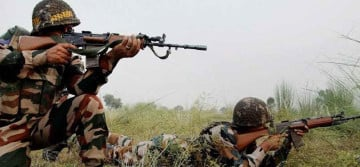 pakistani ranger shot after bsf responded to ceasefire violation in kathua jammu kashmir