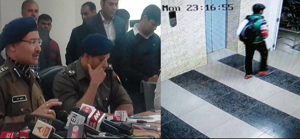 noida police claims to solve gaur city 2 double murder, this is why boy killed mother and sister