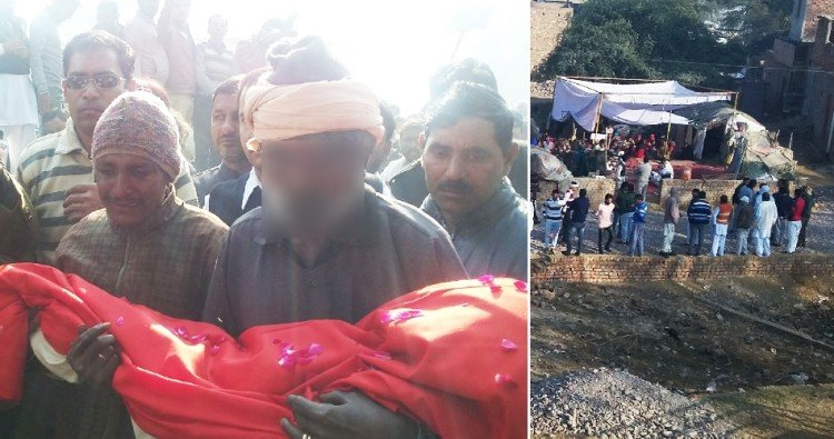 6 yr old girl raped and murdered in Hisar, Family left the city