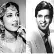 dilip kumar shooting with actress suraiya for film Jaanwar