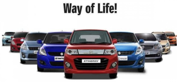 Maruti Suzuki becomes sixth most valued company in India, Passes SBI