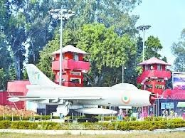 NOC of Air Force required for eight-storey building