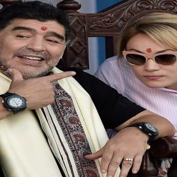diego maradona says i am not god of football