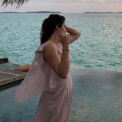 New Pictures Of Zaheer Khan And Sagarika Ghatge Maldives Honeymoon