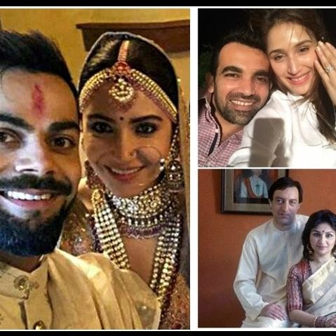 Not only virat kohli, here is full list of cricketers who had crush on bollywood actress