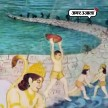 AMERICAN SCIENCE TV CHANNEL REPORTS ON RAM SETU EXISTENCE AND MADE BY HUMANS