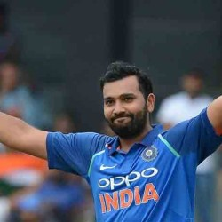 rohit sharma hits double century records tumble in second odi against sri lanka