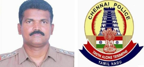 chennai police super cop killed in rajasthan pali district