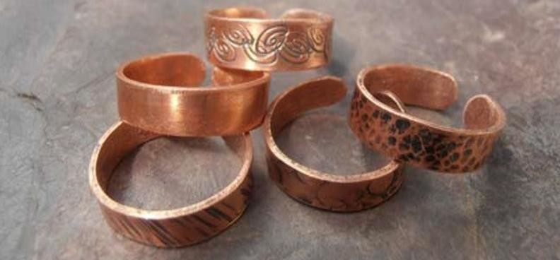 know about these benefits of copper rings