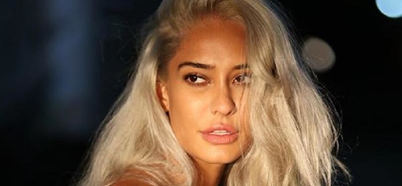Lisa Haydon trolled on social media because of its new look