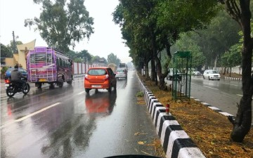 weather change in jammu, alert for heavy snowfall and rain