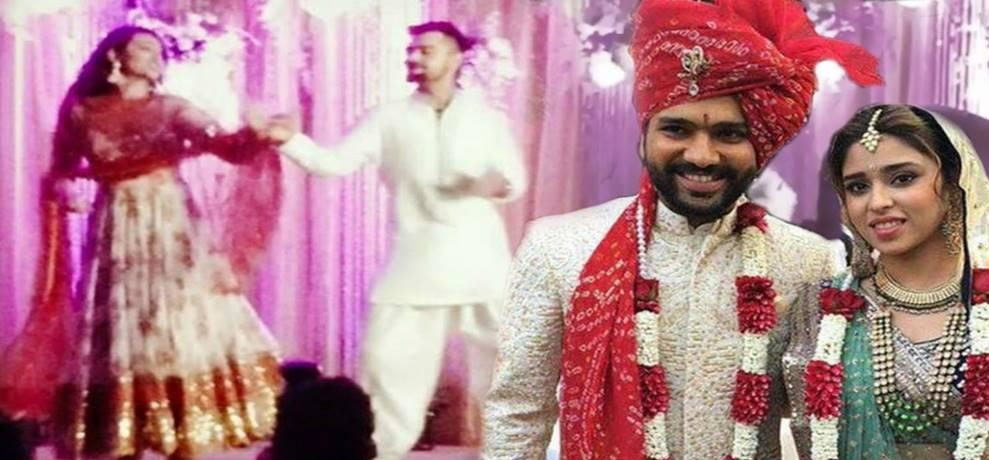 This is how Rohit Sharma proposed girl friend Ritika Sachdeh, Virat danced in wedding