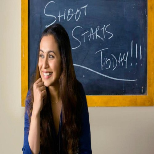 Rani Mukherjee playing teacher role in Hichki which is inspired by her teachers