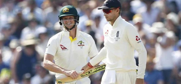 australia makes solid comeback with steve smith blitz inning