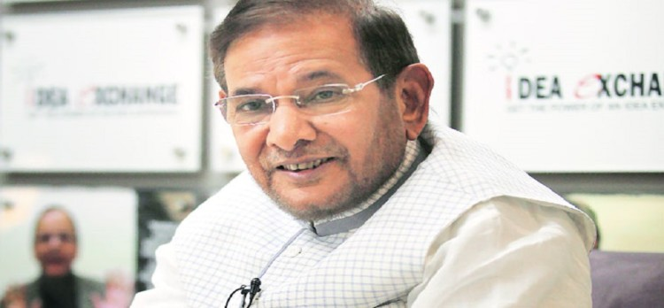 Sharad Yadav's disqualification from Rajya Sabha on hold says Delhi High Court