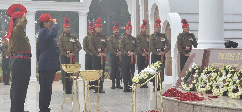 indian army officers returned to ima after 50 years for golden jubilee reunion